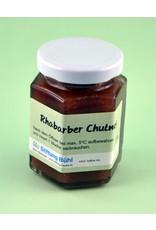Hausmarke Stiftung Bühl Chutney Rhabarber 110 g Glas