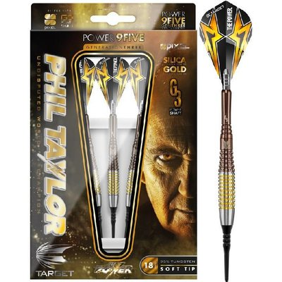 Phil Taylor Power 9FIVE Gen 3 95% Soft Tip