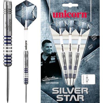 Unicorn Gary Anderson Silverstar 80% P1