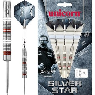 Unicorn Silverstar James Wade 80% 22-24-26g