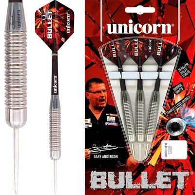 Unicorn Bullet Gary Anderson P1