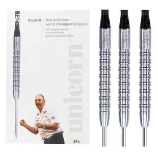 Unicorn World Champion Bob Anderson 90% Tungsten