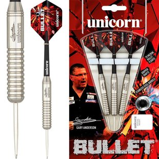 Bullet Gary Anderson P2 Stainless Steel