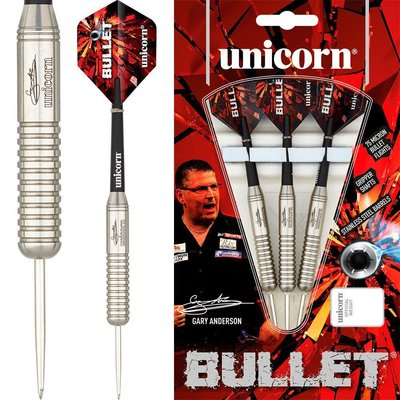 Unicorn Bullet Gary Anderson P2