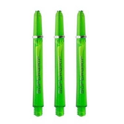 Harrows Supergrip Green Shafts