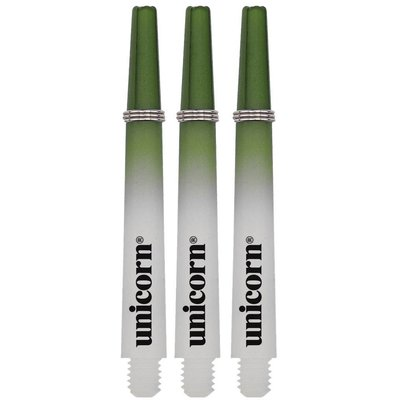 Unicorn Gripper 3 Two-Tone Green Shafts