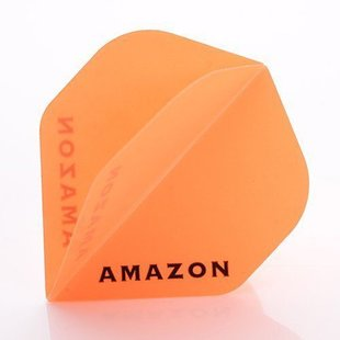 Amazon 100 Transparent Orange