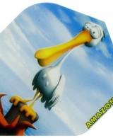 Amazon Cartoon Pelican