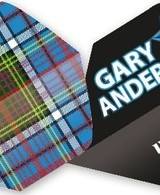Authentic Gary Anderson Shirt Flight