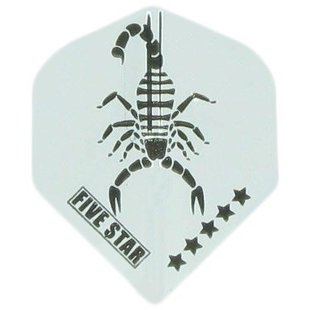 Bull's Five Star - Scorpion Silver