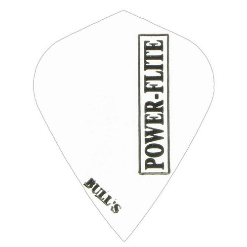 Bull's Bull's Powerflite - Kite Solid White