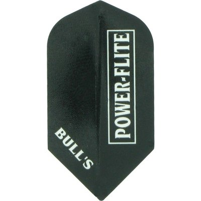 Bull's Powerflite - Solid Slimline Black