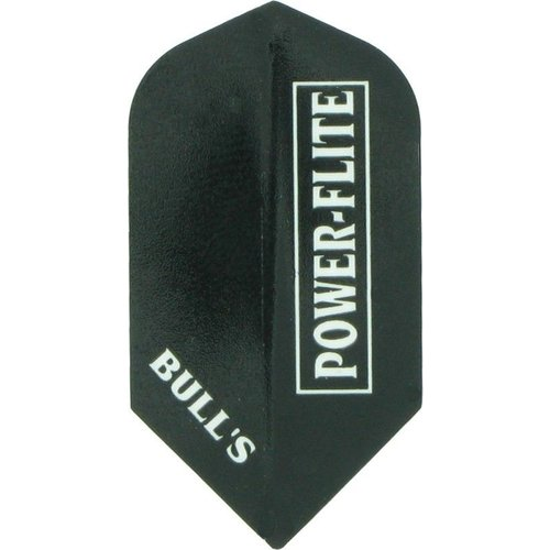 Bull's Bull's Powerflite - Solid Slimline Black