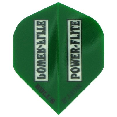Bull's Powerflite Transparent Green