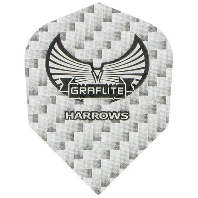 Harrows Graflite Silver