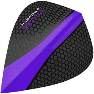 Harrows Retina Purple Kite