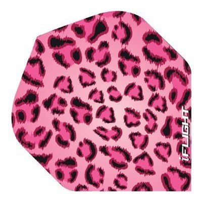 i - Leopard Print Pink