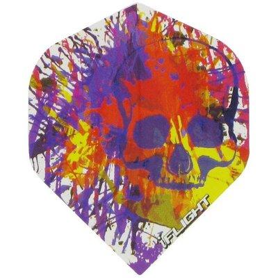 i - Skull Painted