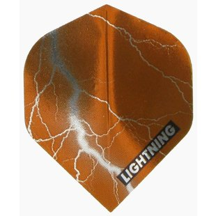 McKicks Metallic Lightning Flight Brown
