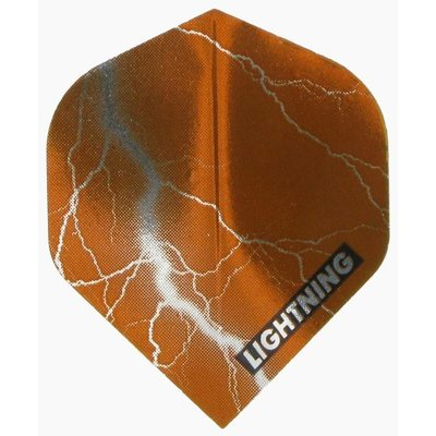 McKicks Metallic Lightning Flight Brown