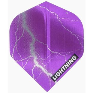 McKicks Metallic Lightning Flight Purple