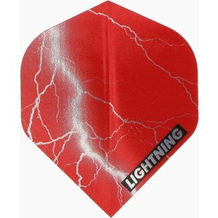 McKicks Metallic Lightning Flight Red