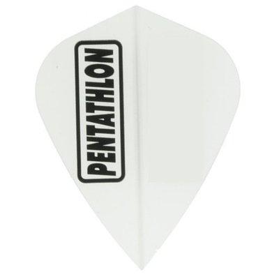 Pentathlon Solid Kite White
