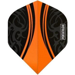 Pentathlon Tribal Clear Orange