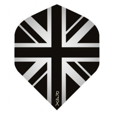 Ruthless R4X Union Jack  Black
