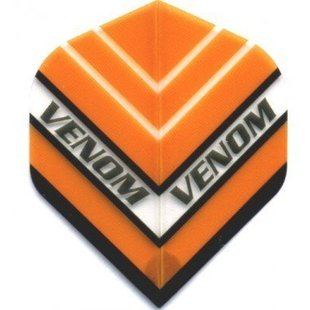 Ruthless Venom Transparent Orange