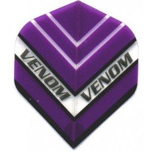 Ruthless Venom Transparent Purple