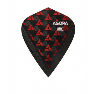 Target Agora Ultra Ghost+ Kite Red