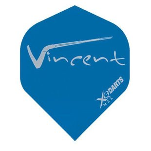 Vincent van der Voort Flight Blue
