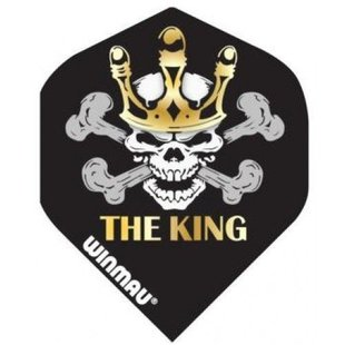 Winmau Standard 'The King' Flight Black