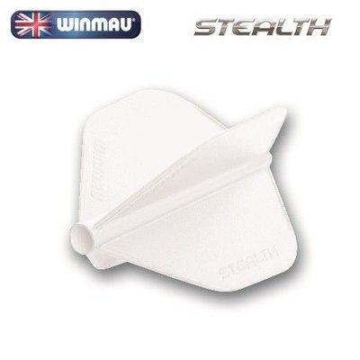 Winmau Stealth Flights White