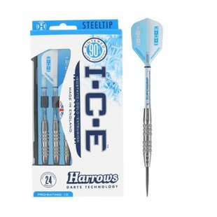 Harrows I.C.E. White KN Titanium 90% 24g
