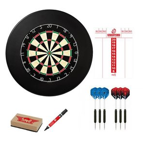 Dartshopper Surround Set Black