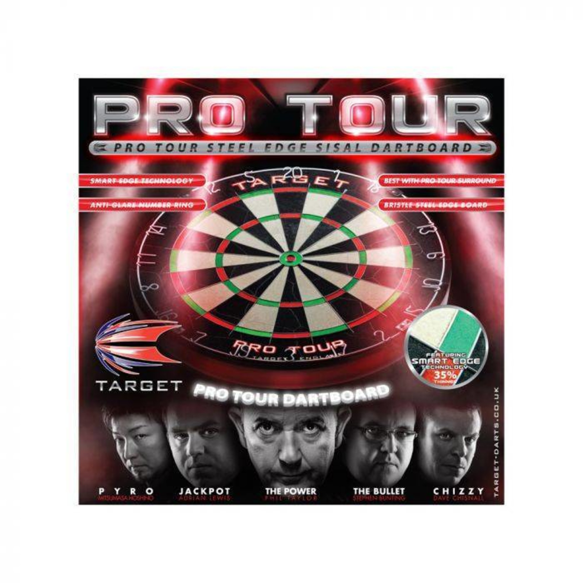 Target Darts Dartboard Unisex Profesional
