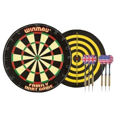 Winmau Family Dart Game Dartboard