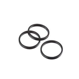 Target Pro Grip Shaft Rings Black