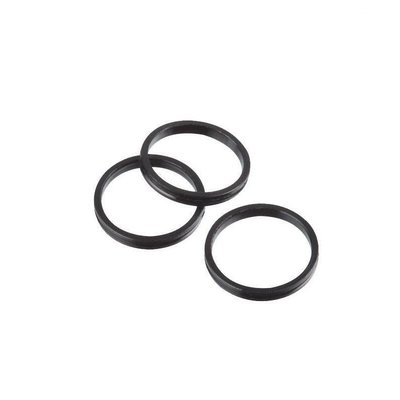 Target Pro Grip Shaft Rings Black