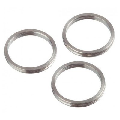 Target Pro Grip Shaft Rings Titanium