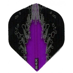 Ruthless R4X High Impact Black Purple