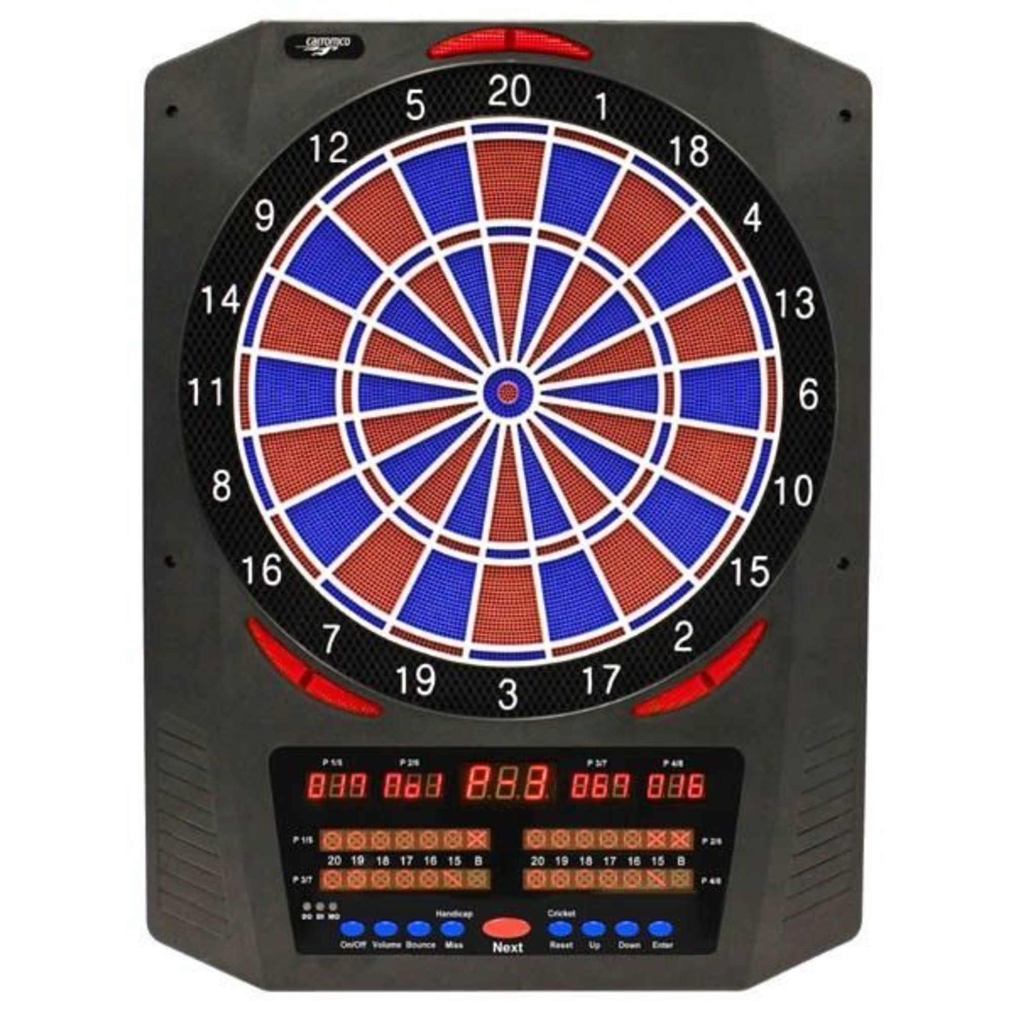 Elektronisches Dartboard Topaz-901