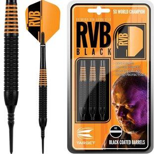 Raymond van Barneveld RVB Black Brass Soft Tip