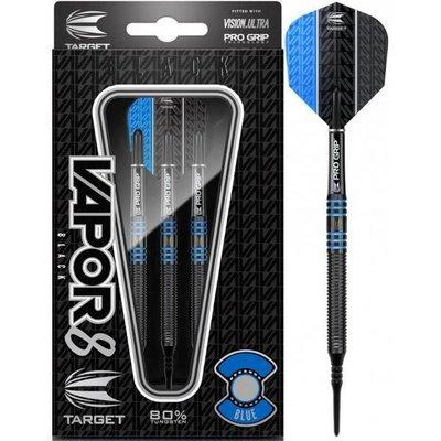 Target Vapor-8 Black Blue 80% Soft Tip