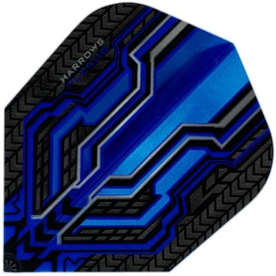 Harrows Plexus Std.6 Blue