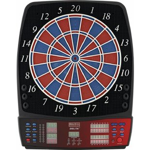 Bull's Delta IV RB Sound Electronic Dartboard