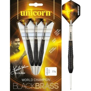 Unicorn Jelle Klaasen World Champion Black Brass