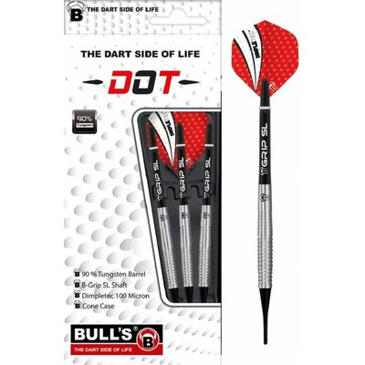 Bull's Dot D1 90% Soft Tip